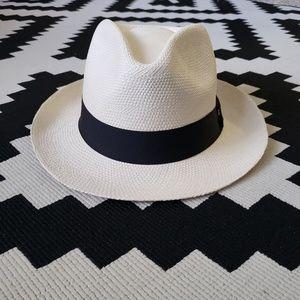 Panama Fedora Straw Hat